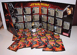 20 Pins Collection Star Wars Episode 3 Official 2005: La collect
