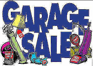 Postponed due to wether - Large 3 Family Garage Sale - Aug 18