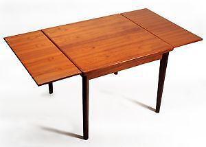 Danish Modern Tv Credenza : Mid century danish modern designer teak credenza sideboard buffet