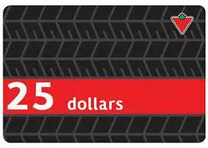 WANTED: ISO Canadian Tire gift cards/store credit