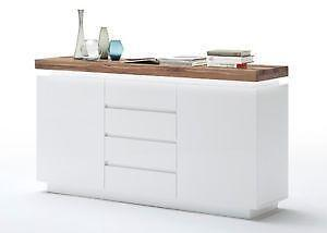 sideboard in wei jetzt g nstig bei ebay kaufen ebay. Black Bedroom Furniture Sets. Home Design Ideas
