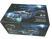 Brand New in Box Virtual Reality headset Superb Christmas present only £15! xmas gift new