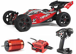 Arrma 1/8th scale Typhon 6s blx 100kmh, new in the box