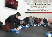 Become a First Aid Instructor