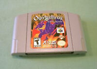 N64 Ogre Battle 64: With Game manual mint RPG