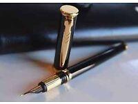 ronson fountain pen