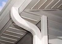 NEW SEAMLESS K STYLE GUTTER INSTALLATION CONTRACTOR