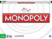 MONOPOLY Revolution special edition with card reader BARGAIN