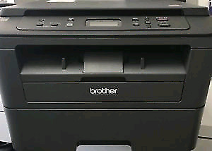 Brother DCP L2520DW Multifunction Laser Printer
