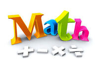 Math Tutor for High School/ CEGEP / SUCCEED WITH EXCELLENCE!