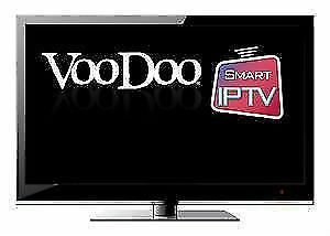 IPTV VooDoo 3000 LIVE CHANNELS & 10,000+ VOD FOR AVOV-MAG-25X