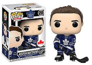 Funko Pop Auston Matthews Toronto Maple Leafs
