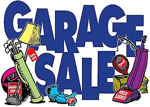 Garage Sale ~ Jane/Major Mackenzie