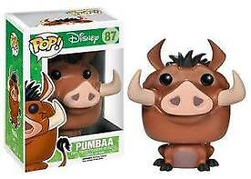 Disney pop figures