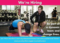 YWCA is hiring Fitness and Zumba Instructors