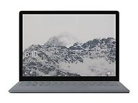 "Microsoft Surface Laptop 13.5"" 128SSD Intel Core i5 2.50GHz 4GB d9p-00009 RRP £999"