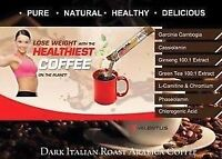 Drink Coffee & LOSE WEIGHT!  It's that simple!!