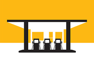 For Sale: Lucrative Gas Station With Convenience Store