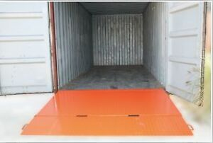 Container Ramp 6500kg Brisbane Stock Free Pickup Brisbane City Brisbane North West Preview