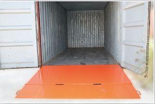 Container Ramp 6500kg Brisbane Stock Free Pickup