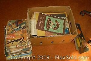 Antique And Vintage Childrens Books, Magazines A
