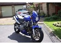 Honda hornet 600 one owner low mileage