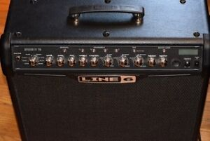 Line 6 Spider IV 75 Watt Modelling Amp with Matching Full Pedal Cambridge Kitchener Area image 1