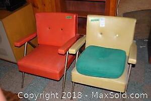 Vintage Chairs B