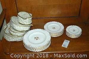 Royal Crown Derby China Set A