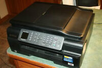 Brother MFC-J4700W WorkSmart All-In-One Printer