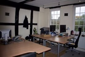 Office located very close to Guildford high street and other amenitites.