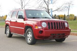 Excellent Condition Jeep Patriot, 2 Way Starter & New Win. Tires