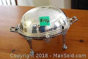 Silver Plate Lot