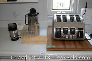 Cutlery, Toaster And More A