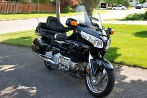 Great condition Goldwing for sale - very low mileage
