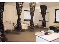 Fast tract VTCT NVQ Level 3 Massage course in Canary Wharf London E14