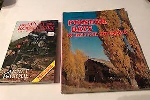 British Columbia Historical Books
