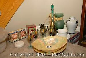 Placemats, Vases And More A