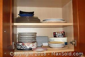 China Plates Serving Dishes and More B