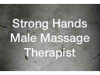 Athletic Male Masseur. Professional Sports Deep Tissue & Relax Massage. Home or Hotel visits only.