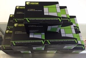 Brand new Hightain Android TV Box with ONE YEAR warranty
