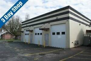 Commercial Bays for Rent (Chilliwack)