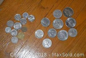 Assorted Coins A