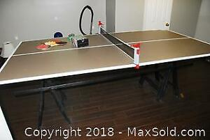 Home Made Ping Pong B