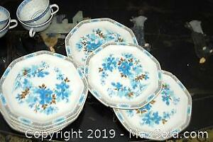 Cake Plates And Cups E
