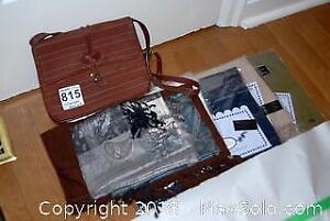 Pashminas And Handbag A