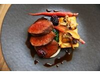 Chef de Partie & Sous Chef required for award winning restaurant