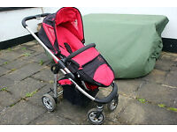 Baby Car Seat ISO fix, Carry Cot and Stroller