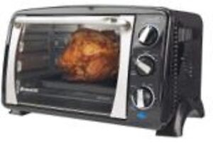 Counter Top Bravetti Rotisserie Convection Oven