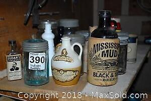 Vintage Bottles and More A